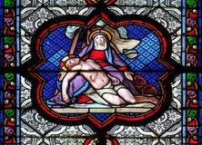 Descente de la croix images libres de droits