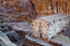 Descente de la montagne de Moïse Photographie stock libre de droits