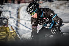 Deschutes Brewery Cup Cyclocross Royalty Free Stock Photography