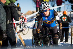 Deschutes Brewery Cup Cyclocross: Beth Ann Orton Stock Images