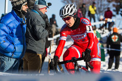 Deschutes Brewery Cup Cyclocross: Royalty Free Stock Image