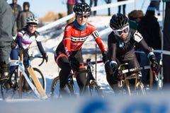 Deschutes Brewery Cup Cyclocross Royalty Free Stock Photos