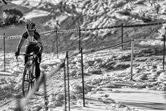 Deschutes Brewery Cup Cyclocross: Kate�ina Nash Stock Photo