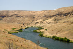 Deschutes River Royalty Free Stock Photography