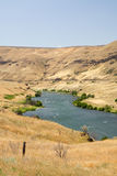 Deschutes River Stock Image