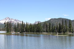 Deschutes Wilderness, Royalty Free Stock Image