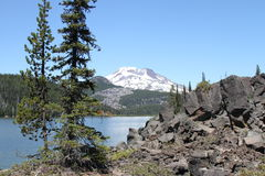 Deschutes Wilderness, Stock Image
