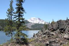 Deschutes Wilderness,. View of Deschutes Wilderness, Bend Oregon Stock Image