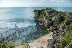 Descida bonita à praia Imagem de Stock Royalty Free