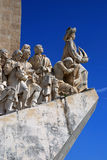 descobrimentos dos Lisbon padrao Obraz Stock