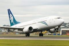 Descolagem dos aviões Imagens de Stock