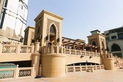 Descripción de la alameda de Dubai fotografía de archivo