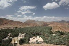 Descripción de Omán Imagen de archivo