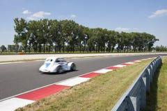 Descripción del circuito de carreras Foto de archivo