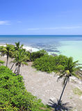 Descripción del clave de Bahía Honda - 2 foto de archivo libre de regalías
