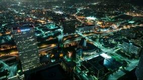 Descripción del lapso de tiempo de Los Ángeles - 4K almacen de metraje de vídeo