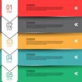 Descripteur de conception d'Infographics Image libre de droits
