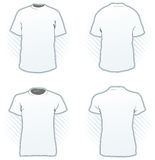 Descripteur de conception de T-shirt Images libres de droits
