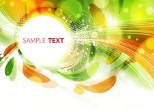 Descripteur de couleur Image stock