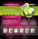 Descripteur de site Web Images libres de droits