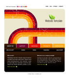 Descripteur de site Web images stock