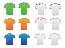 Descripteur de T-shirt Photo stock