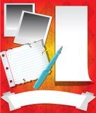 Descripteur stationnaire Photo stock