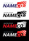 Descripteurs de logo, stigmatisant Photos libres de droits