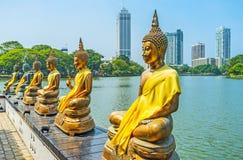 Descubra marcos de Colombo fotografia de stock royalty free