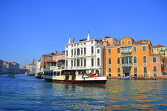 Descubra Veneza Foto de Stock