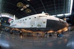 Descubrimiento del transbordador espacial Imagen de archivo libre de regalías
