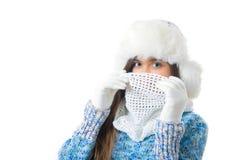 Descuentos del invierno Lugar para el texto Fotos de archivo
