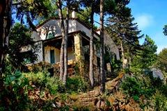 Descuidado a casa Foto de archivo libre de regalías