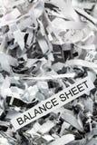 Desecha el balance Imágenes de archivo libres de regalías