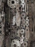 Desecho de Mecanic Imagen de archivo libre de regalías