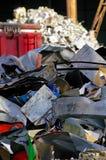 Desecho industrial Imagen de archivo libre de regalías