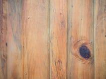 Deseczki drewno i gnarl ustalonego vertical Obraz Royalty Free