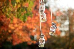Desejando a garrafa Imagem de Stock Royalty Free