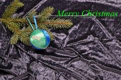 Desejos do Natal Fotografia de Stock Royalty Free