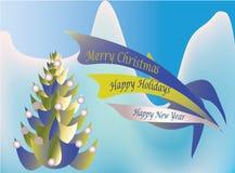 Desejos dos feriados Foto de Stock