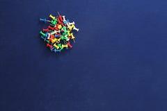 Desek szpilki Fotografia Stock