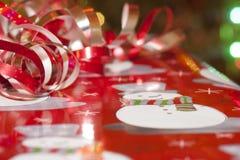 Desempaquete la Navidad Imagenes de archivo