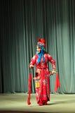 Desempenho de Opera de Pequim imagens de stock royalty free