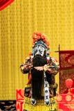 Desempenho de Opera de Pequim imagem de stock