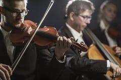 Desempenho do concerto da música clássica fotos de stock royalty free