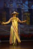 Desempenho dos transsexual na mostra de Tiffany Imagens de Stock Royalty Free