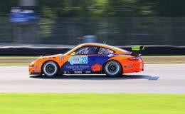 Desempenho Porsche de IMSA Foto de Stock Royalty Free