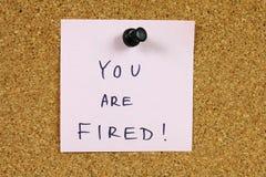 Desempleo Foto de archivo