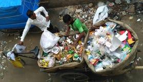 Desempleo en la India Fotografía de archivo libre de regalías