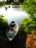 Desengate de pesca da tarde Imagem de Stock Royalty Free